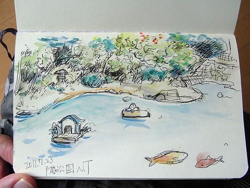 戸越公園 1 Togoshi Park 1