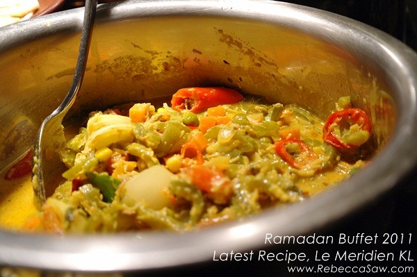 Ramadan Buffet - Latest Recipe, LE Meridien-49