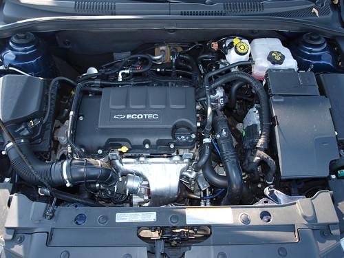 2011 Chevrolet Cruze 14