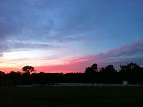 sunset by unglaubliche caitlin