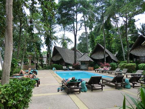 Banpu hotel resort in Ko Chang