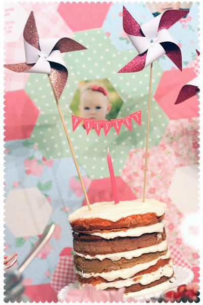 P's Birthday Cake