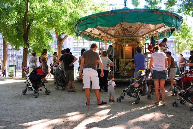 parc des batignolles