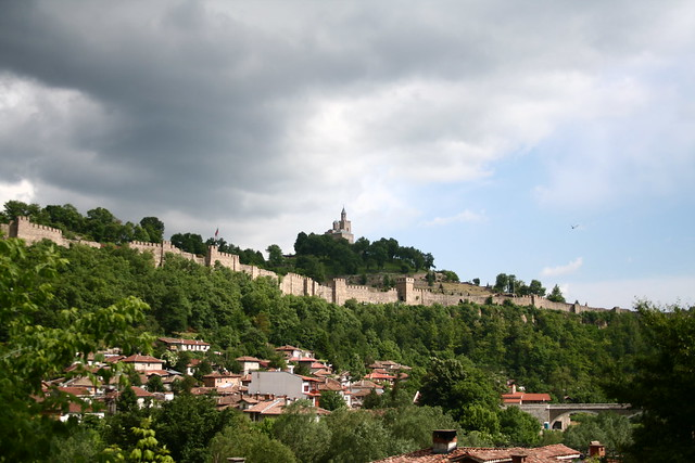 Veliko Tarnovo. Impressive medieval town and fortress – but increasingly disneyfied by anastylosis/reconstruction.