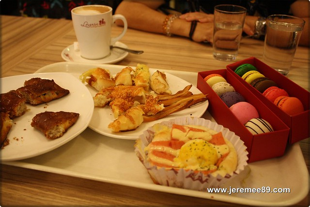 Levain Boulangerie & Patisserie @ Off Jalan Imbi, Kuala Lumpur - My Orders