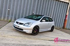 Honda Civic Type R (Dan Fegent) Tags: cars automotive jdm k20 ep3 vtec hondacivictyper purpletheme