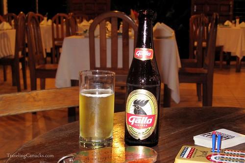 Gallo Cerveza, Guatemala
