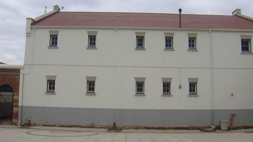 Constitution Hill Prison