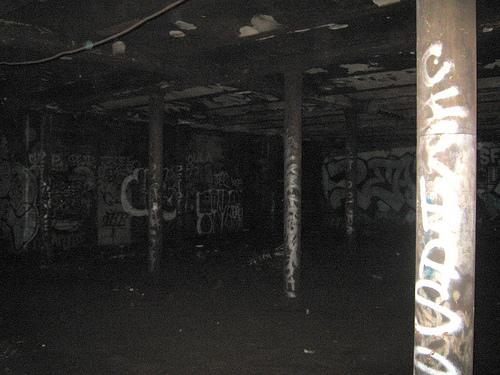 Abandoned 18th street subway by Susan Keyloun#4