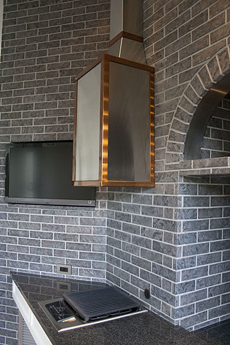 Flickriver Photoset Stainless Steel Backsplash Trim For Fireplace