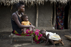 DR Congo: Marie-Paul Kimakosa lost much of her...