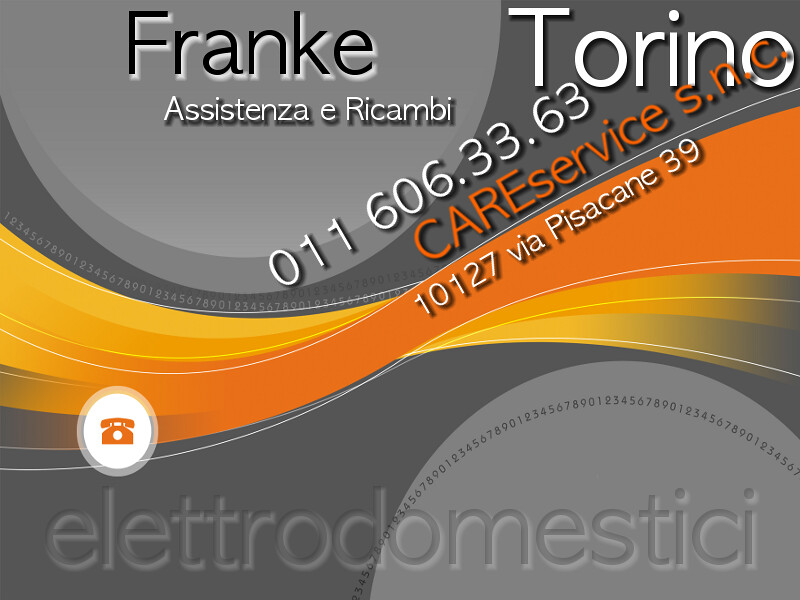 elettrodomestici franke