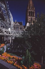 "Melbourne City Square cnr Collins and Swanston St as it was in 1986 • <a style=""font-size:0.8em;"" href=""http://www.flickr.com/photos/44919156@N00/5990034718/"" target=""_blank"">View on Flickr</a>"
