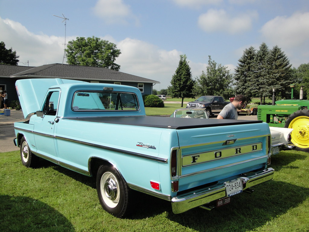 The Worlds Most Recently Posted Photos Of 1969 And Rv Flickr Hive Ford F 250 Ranger 69 Camper Special Dvs1mn Tags Nine
