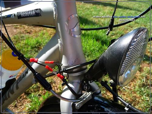 Bicicletas listas para hacer el Camino 5992088852_34022c9c92