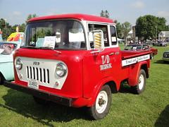 1963 Jeep Forward Control (DVS1mn) Tags: three 63 sixty nineteen 1963 towncountrydayskerkoven minnesotacarshow nineteensixtythree