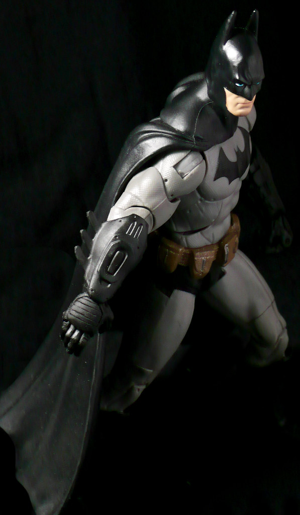 Batman ( MATTEL arkham city version)