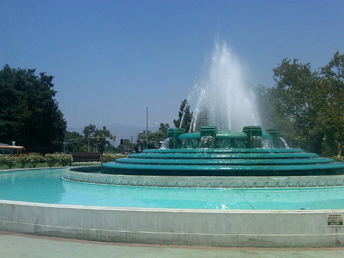 Mulholland Fountain