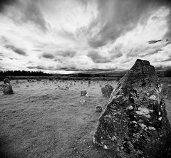 Beagmore - Co. Tyrone (NIeye) Tags: ireland sky monument circle mono stones sony sigma 1020mm megalith prehistory tyrone cookstown beagmore