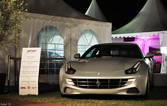 Ferrari FF [On Explore !] (BenjiAuto (Ratet B. Photographie)) Tags: new light france cars sport night silver italian nikon gear ferrari enzo 1855 nikkor luxury ff supercar paddock 55200 vigeant d3000 ratet worldcars hypercars sportcollection