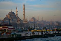 Good Morning Istanbul (Prayudi Hartono) Tags: turkey minaret istanbul mosque masjid