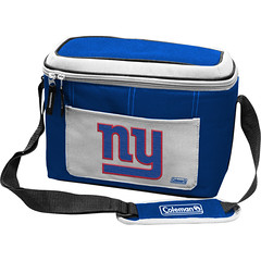 New York Giants Coleman 12 Pack/Can Cooler Bag
