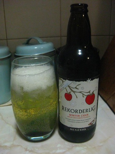 Rekorderling Winter Cider