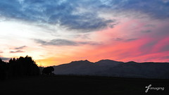NZ - Akaroa (j-imaging) Tags: new travel sunset sun nature island nikon nps south zealand nz nikkor akaroa d700