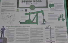 Dukes wood oilfield (petelovespurple) Tags: oil bp oilfield wildlifetrust noddingdonkeys nottinghamshirewildlifetrust