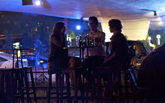 Clubbing (Rado Gado) Tags: caf night radio sofia bulgaria