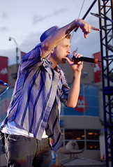Onerepublic (*~Dharmainfrisco~*) Tags: summer music calgary up rock zach out concert colorado ryan stage band drew myspace dreaming fisher eddie cocacola waking dharma loud alternative stampede 2010 apologize tedder filkins onerepublic kutzle brownbrent