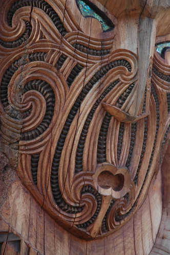 Maori Carving 4