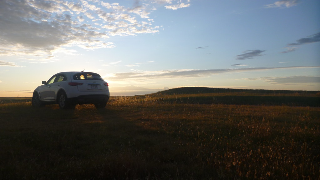 Sunrise on the Oglala National Grasslands, Nebraska
