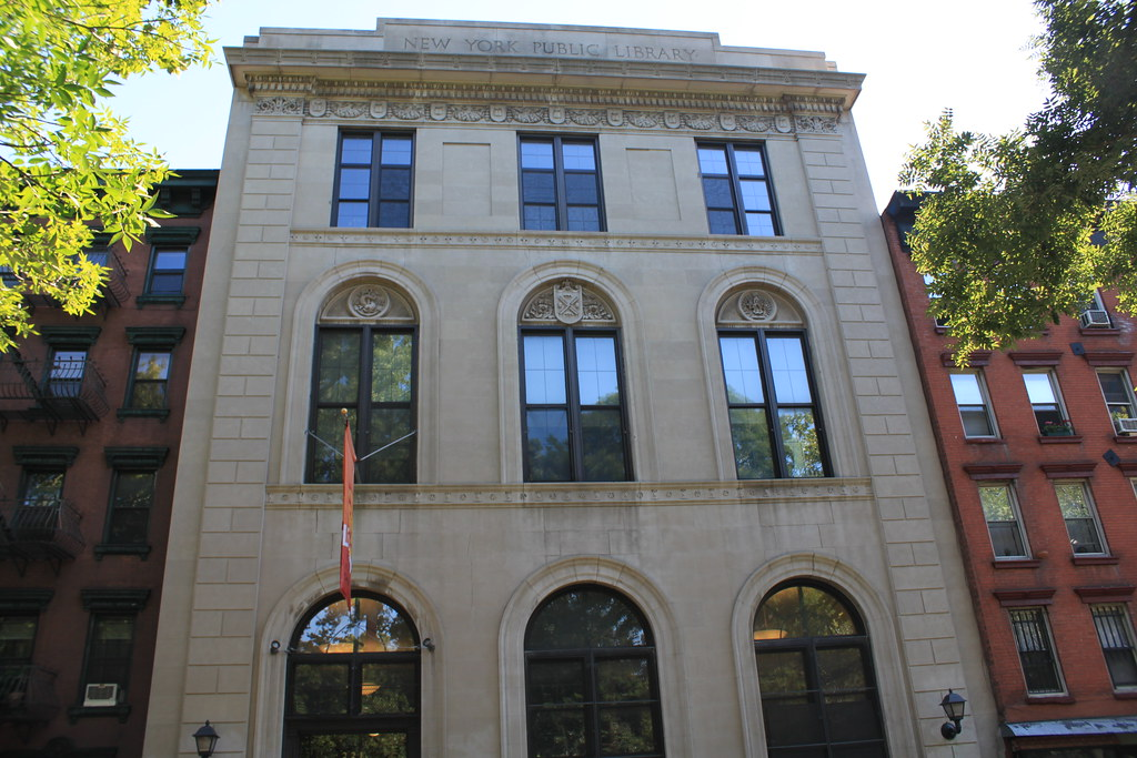 New York Public Library, Tompkins Square Branch