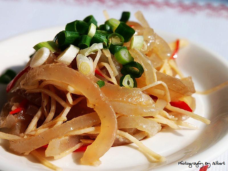 慈湖觀景台餐廳:前菜