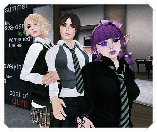 Slytherin girls