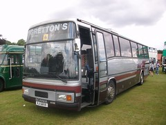 RJI 6859 (markkirk85) Tags: bus ex buses rally peterborough paramount scania bav 2011 plaxton 6859 11987 of k112 d559 rji grettons rji6859 d559bav