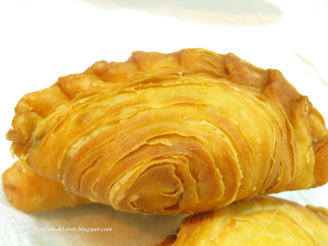 Spiral Curry Puff