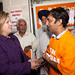 Andrea Horwath's momentum tour in Brampton West-8481