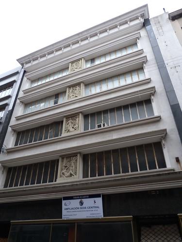 Tribunal de Cuentas, Montevideo