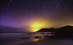 Noche en Fuerteventura Playa de la Solapa (martin zalba) Tags: night stars landscape star noche paisaje canarias estrellas estrella