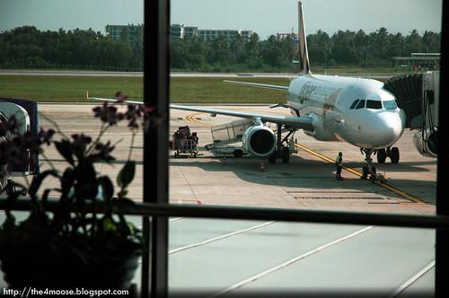 TR2152 - Phuket International Airport