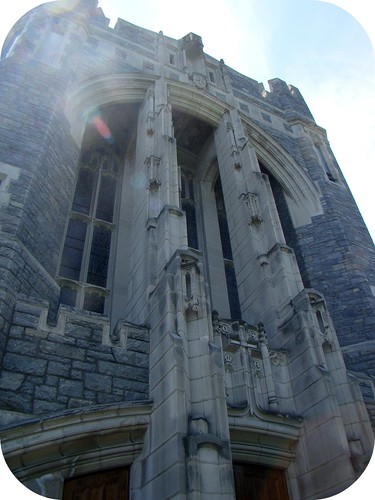 The Chapel at West Point