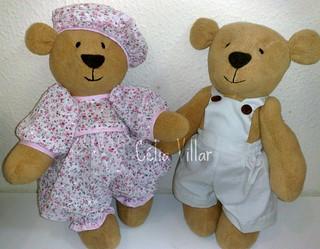 Casal de Ursos