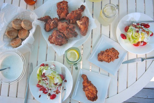 fried chicken party!