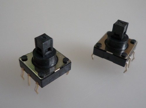 5-way joystick switches