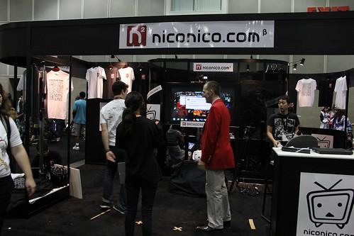 niconico.com booth