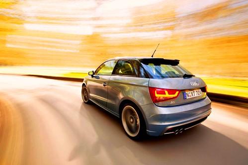 2011 Audi A1 Sport - NRMA Drivers seat