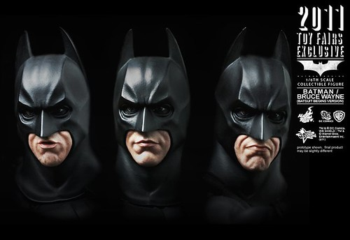 2011 Toyfair Exclusive: Batman Begins/Bruce Wayne