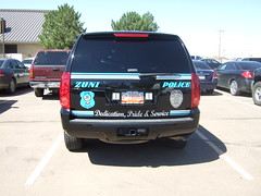 Zuni Tribal Police Department, New Mexico, GMC Yukon 4x4 001 (Yellowhorse915) Tags: new arizona america mexico cops 4x4 native indian nation police tribal funeral yukon american cop law enforcement navajo tribe suv department gmc patrol reservation zuni chinle